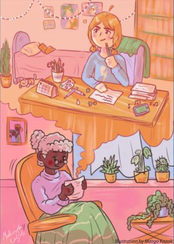 Illustration by Margo Kozak