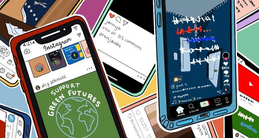 Social media influences teens now more than ever