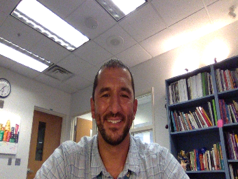 Aspiring Adamji: David Adamji replaced Thomas Kucharski as the instructional supervisor of the English Department. Adamji is grateful for the welcoming environment of South that has helped him settle in to his new position. Photo courtesy of David Adamji.