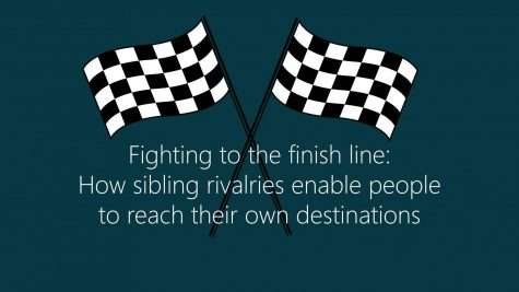 Oracle After Hours: Fighting to the finish line: How sibling rivalries enable people to reach their own destinations