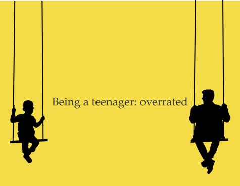 Oracle After Hours: Being a teenager: overrated