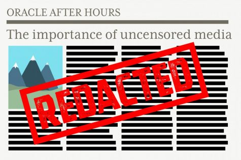 Oracle After Hours: The importance of uncensored media