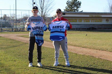Dynamic duo swings their way to Bradley University