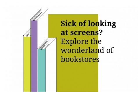 Oracle After Hours: Sick of looking at screens? Explore the wonderland of bookstores