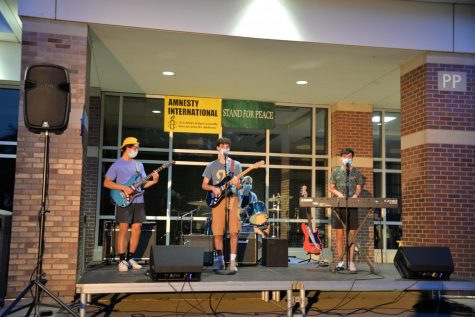 Charitable concert: Jamnesty combines activism and music