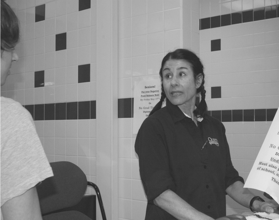 Students should be proactive, outspoken about cafeteria needs