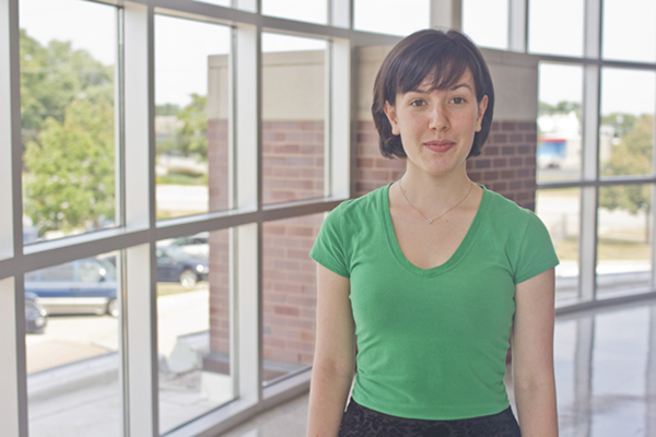 Julia Jacobs: Co-Editor in Chief
