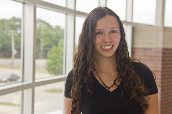 Mollie Cramer: Staff Writer