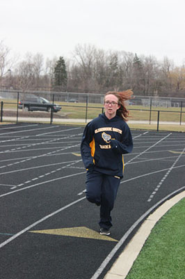 Track and field ends indoor season, transitions to outdoor