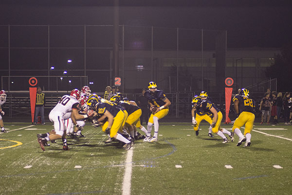 Football ready to 'bounce back' after Maine South loss
