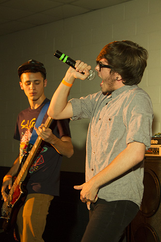 Battle of the Bands displays students' original style
