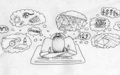 Unrealistic expectations of students linked  to cause of sleep deprivation; change needed