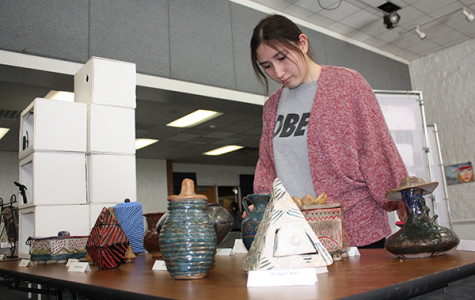Art exhibit showcases students' diverse, unique talents