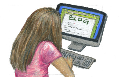 South students utilize Blogger, express opinions