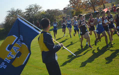 Men's cross country ends season with eighth place finish at Sectionals