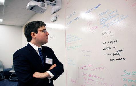 Economou's Model UN involvement provides new opportunities