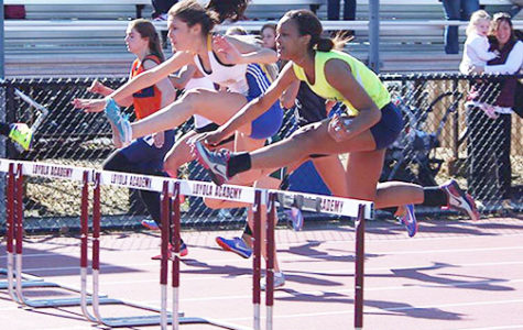 Women's Track sends athletes to State