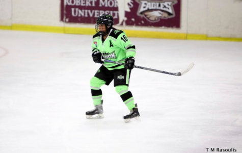Itagaki commits to Rochester Institute of Technology for Hockey