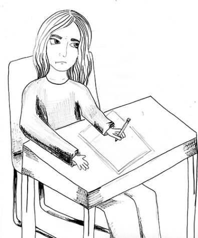 Student anxiety prompts reevaluation of homework