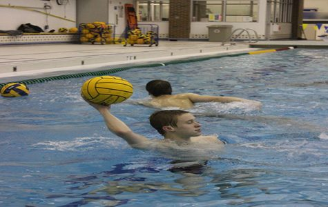Men's water polo starts season off strong