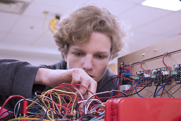 South student helps create youth computer science program