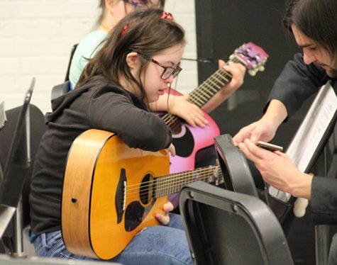 Students pursue musical interests outside South