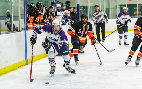 Glenbrook girls' hockey continues to develop new team