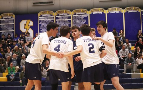 Boys' volleyball picks up the pace