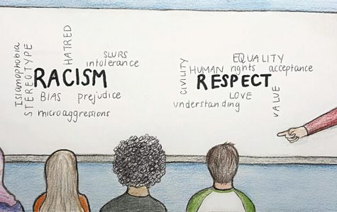 Racism at South prompts the need for discussions on sensitivity