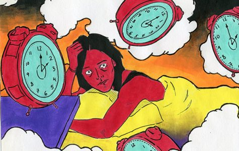 Students with insomnia share struggles