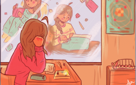 The importance of embracing not being perfect at everything in school