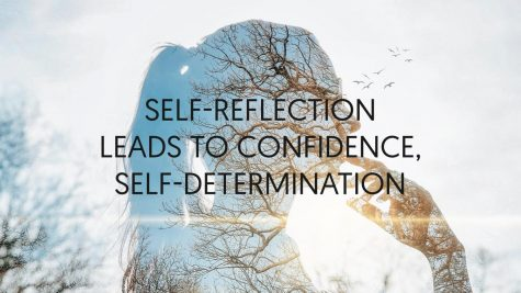 Oracle After Hours: Self-reflection leads to confidence, self-determination