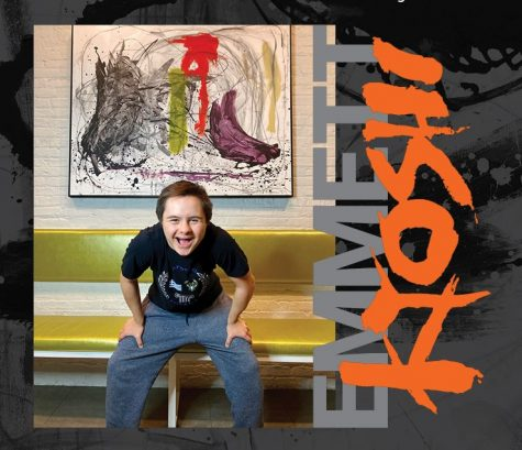 Emmett Kyoshi Wilson inspires inclusivity through art