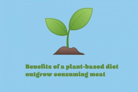 Oracle After Hours: Benefits of a plant-based diet outgrow consuming meat