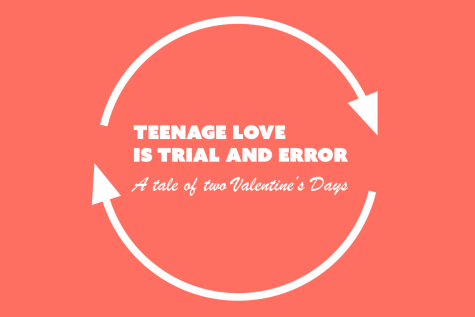Oracle After Hours: Teenage love is trial and error: a tale of two Valentine's Days