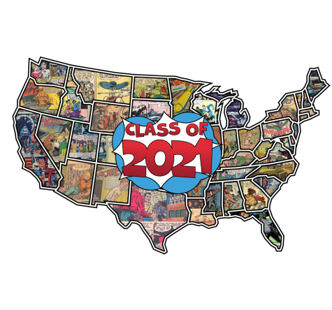 National Map of Post-Graduation Plans for Class of 2021