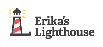 Promoting prevention: The logo for Erick's Lighthouse, which is a mental health focused charity. Photo courtesy of Erika's Lighthouse.